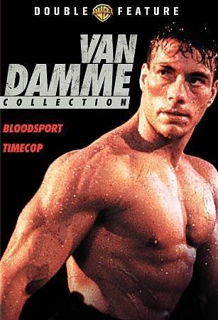 Van Damme Collection: Bloodsport/Timecop (DVD)