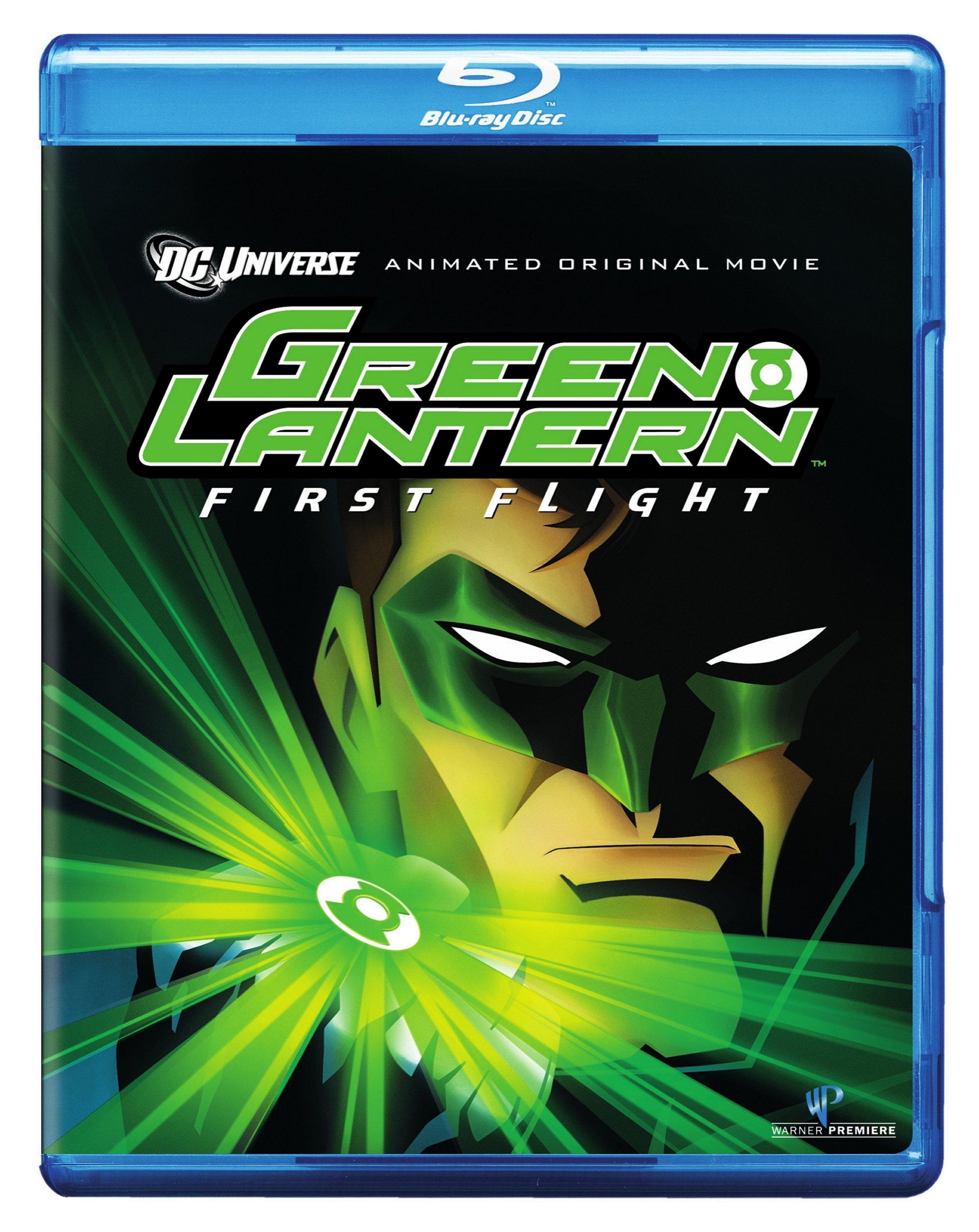 The Green Lantern: First Flight (Blu-ray Disc)