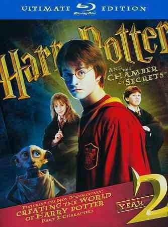 Harry Potter and the Chamber of Secrets (Ultimate Edition)(Blu-ray Hi-Def DVD)