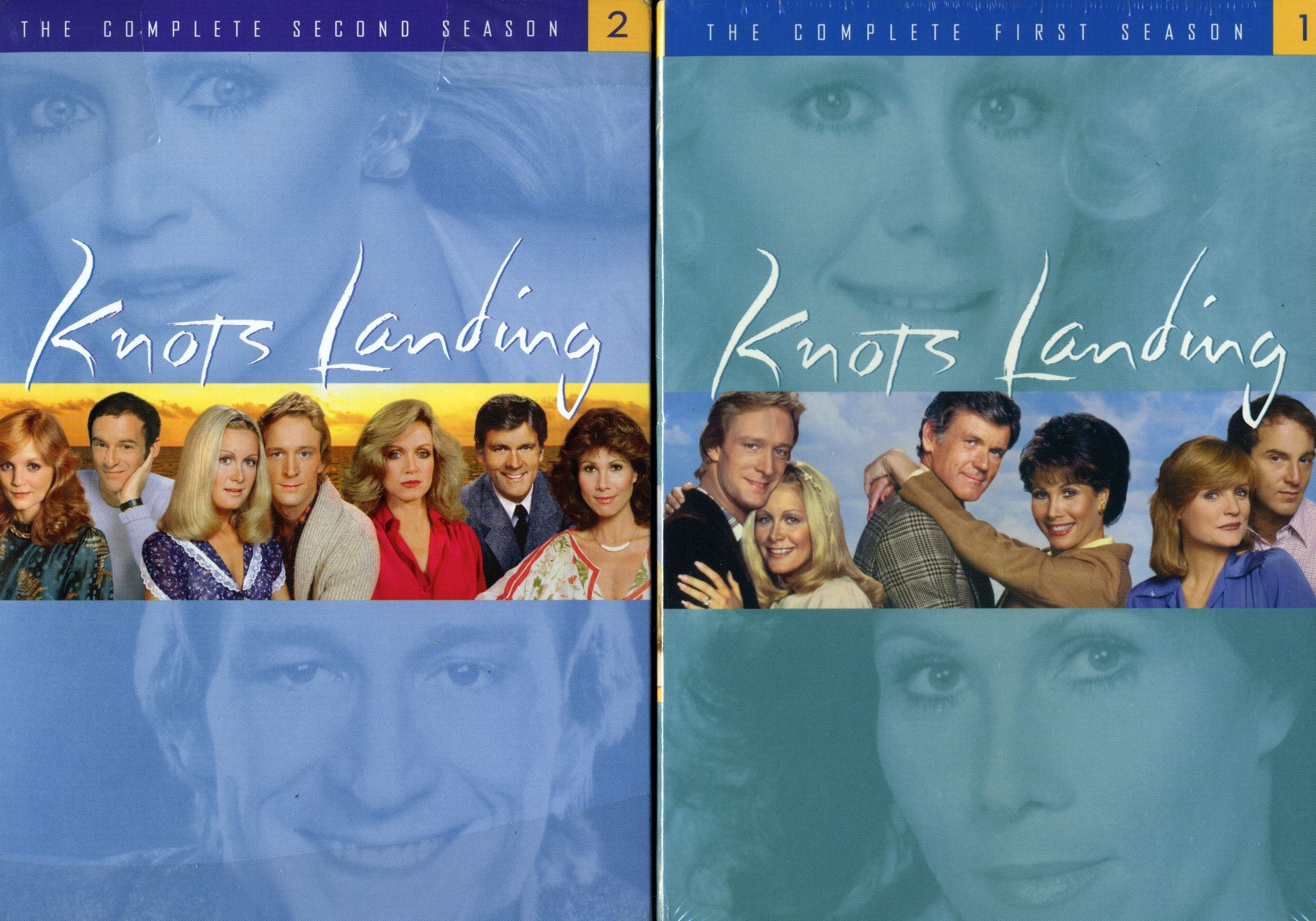 Knots Landing: Seasons 1 & 2 (DVD)