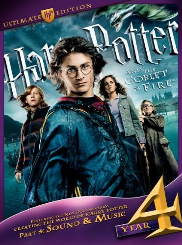 Harry Potter and the Goblet of Fire (Ultimate Edition) (DVD)
