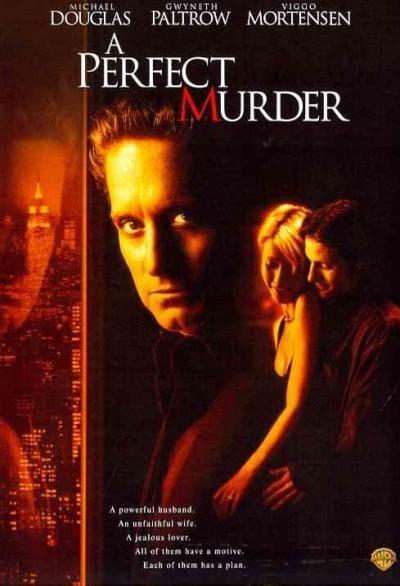 A Perfect Murder (DVD)