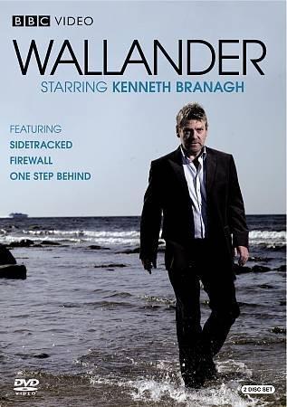 Wallander: Sidetracked/Firewall/One Step Behind (DVD)