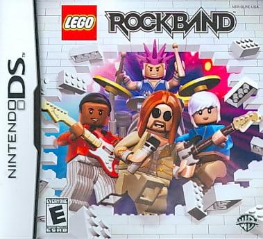 Nintendo DS - LEGO Rock Band