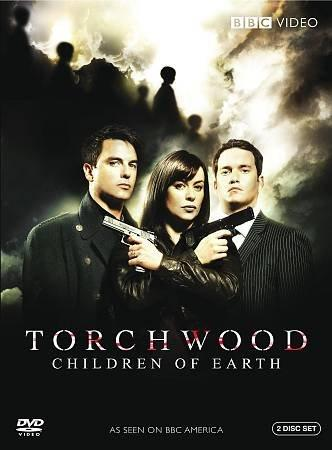 Torchwood Season 3: Children of Earth (DVD)
