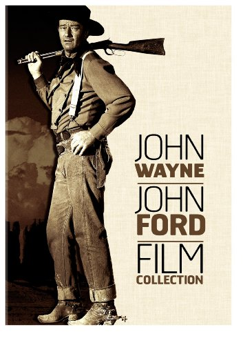 John Wayne John Ford Film Collection (DVD)