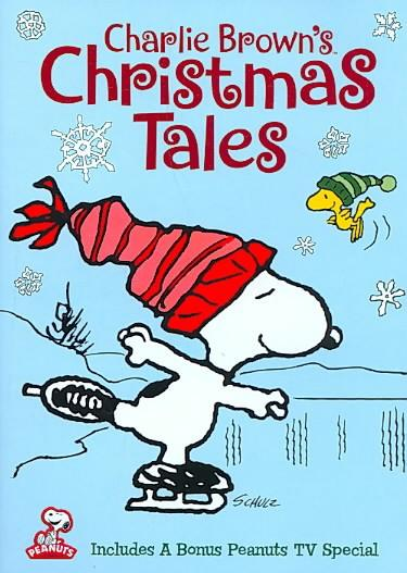Charlie Brown's Christmas Tales (DVD)