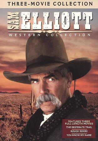 Sam Elliott Westerns Collection (DVD)