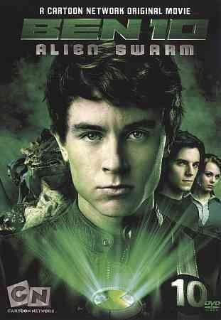 Ben 10: Alien Swarm (DVD)