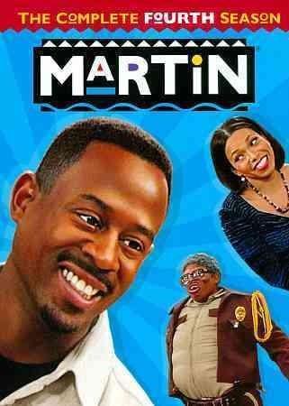 Martin: The Complete Fourth Season (DVD)