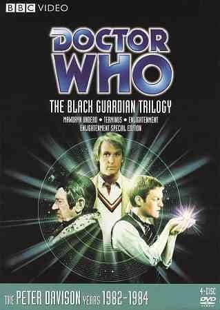 Doctor Who: The Black Guardian Trilogy (DVD)