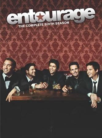 Entourage: The Complete Sixth Season (DVD)