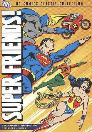 The Superfriends: Season One Volume One (DVD)