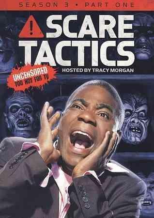 Scare Tactics: Season Three Part One (DVD)