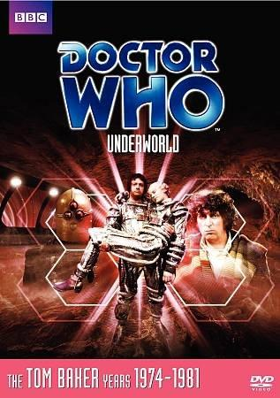 Doctor Who: Ep. 96- Underworld (DVD)