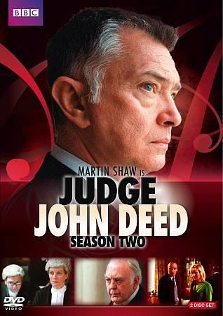 Judge John Deed: Season Two (DVD)