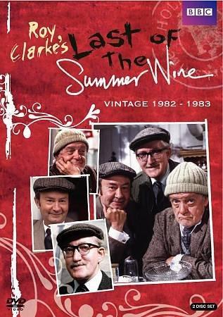Last of the Summer Wine: Vintage 1982-1983 (DVD)