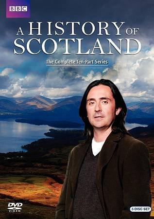 A History of Scotland (DVD)