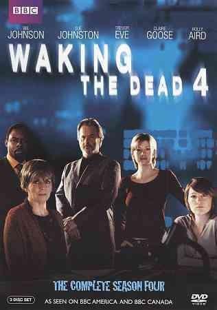 Waking The Dead: Season Four (DVD)