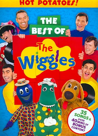 The Wiggles: Hot Potatoes! - The Best of the Wiggles (DVD)