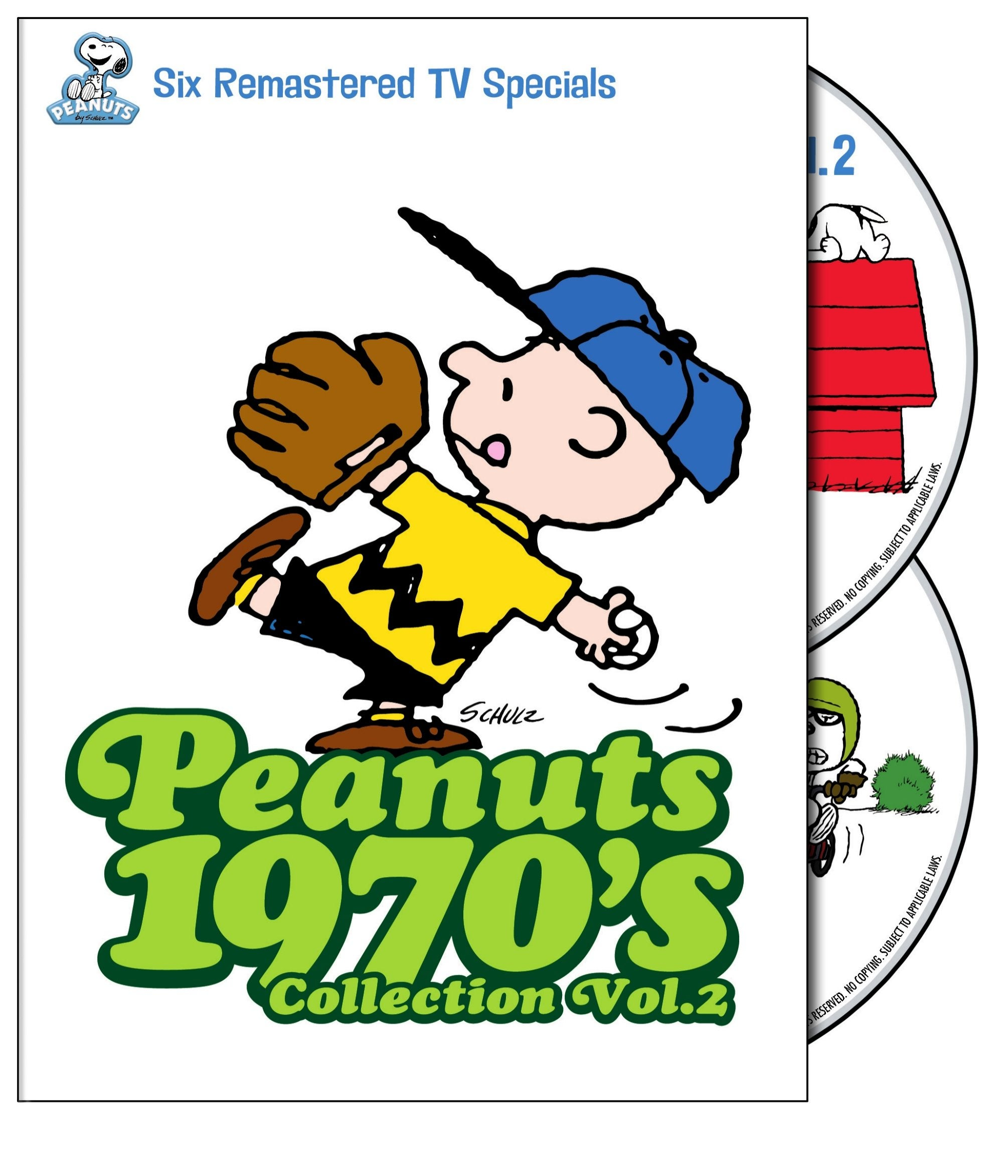 Peanuts 1970's Collection Volume 2 (DVD)