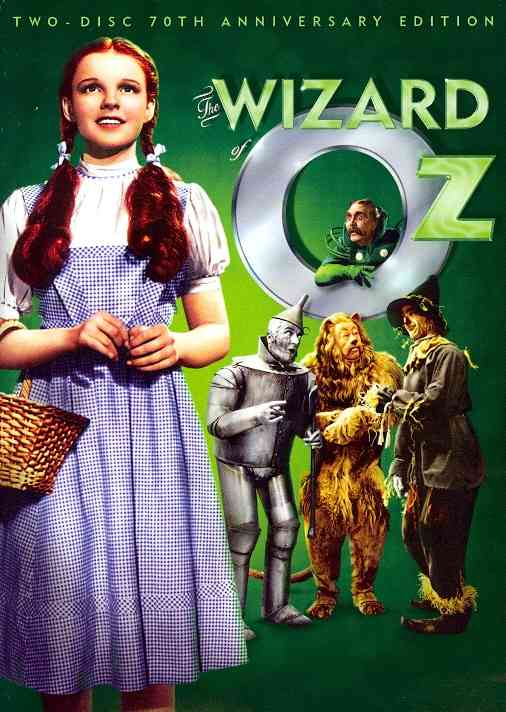 The Wizard of Oz - 70th Anniversary (DVD)