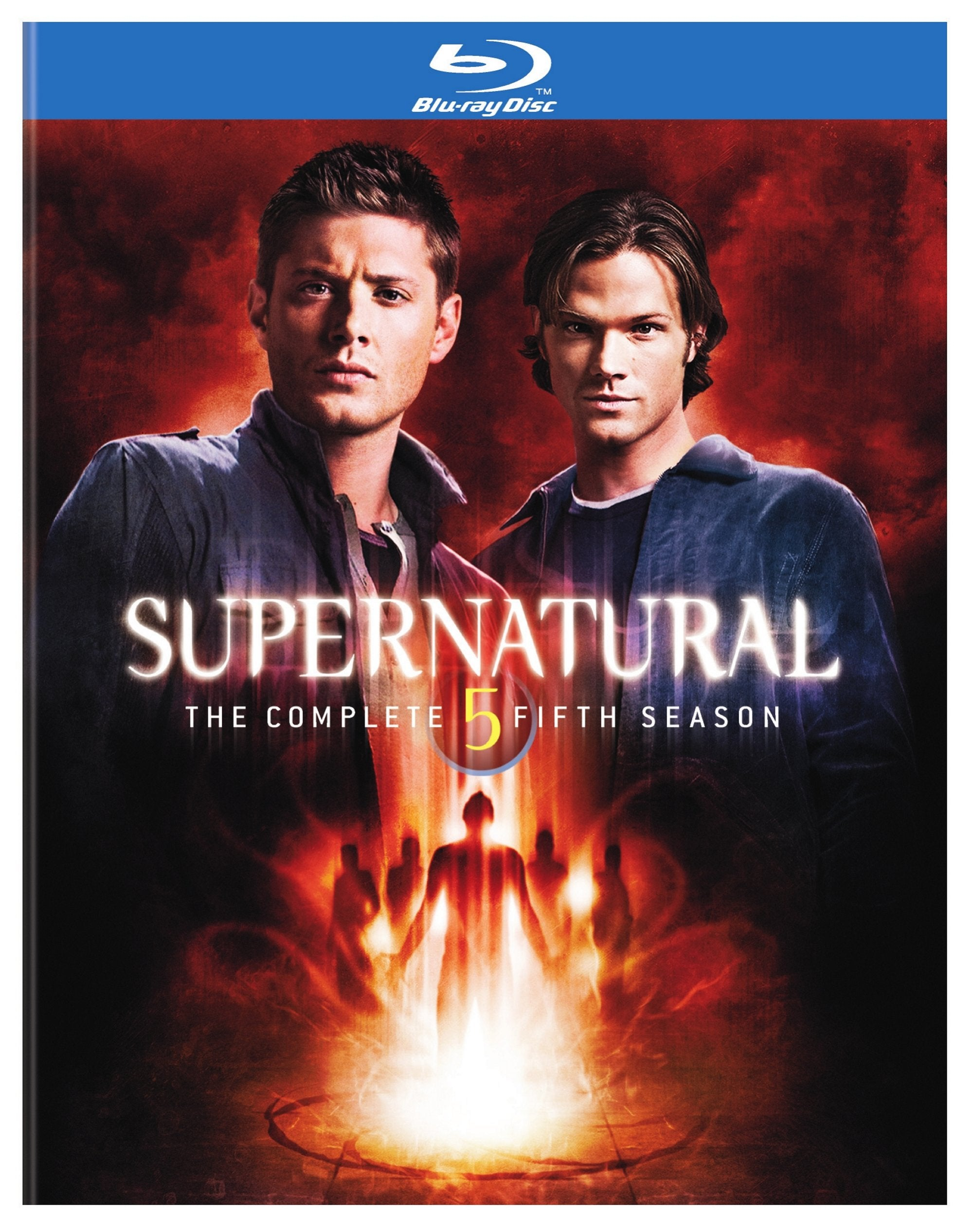 Supernatural: The Complete Fifth Season (Blu-ray Disc)