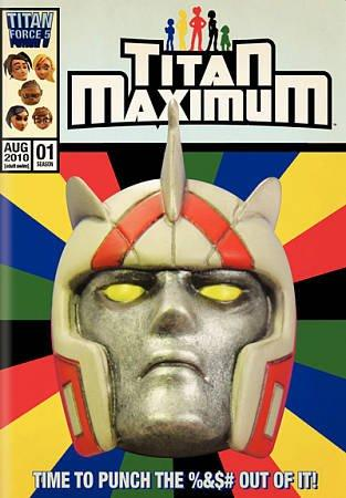 Titan Maximum: Season One (DVD)