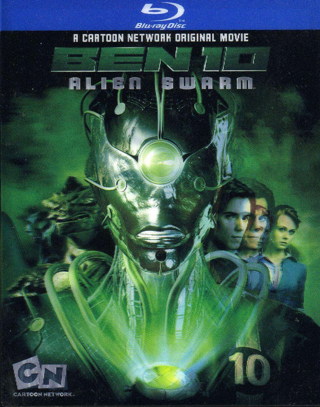 Ben 10: Alien Swarm (Blu-ray Disc)