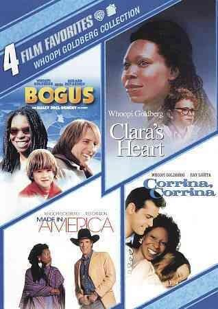 4 Film Favorites: Whoopi Goldberg (DVD) - Thumbnail 0