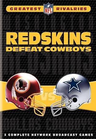 NFL's Greatest Rivalries: Washington Vs. Dallas (DVD)