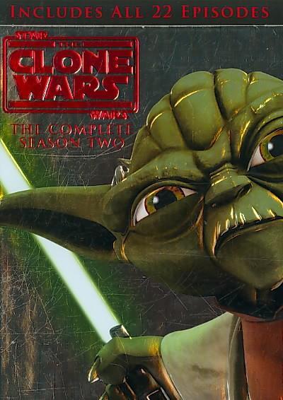 Star Wars: Clone Wars Season Two (DVD)