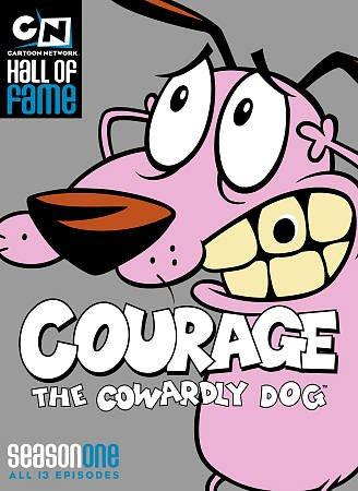 Courage The Cowardly Dog: Season One (DVD)