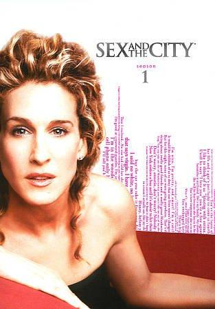 Sex and the City: The Complete First Season (DVD) - Thumbnail 0