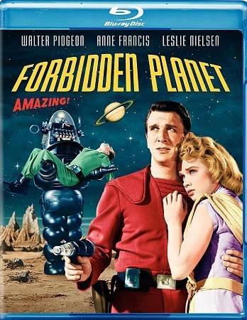 Forbidden Planet (Blu-ray Disc)