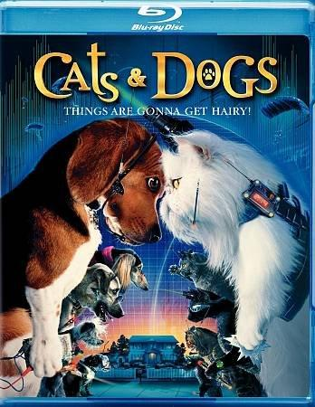 Cats & Dogs (Blu-ray Disc)