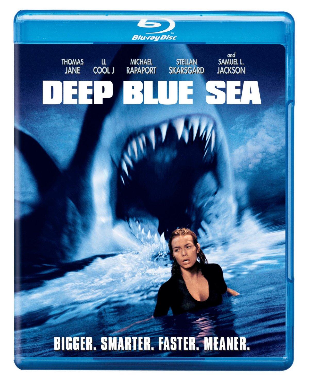 Deep Blue Sea (Blu-ray Disc)