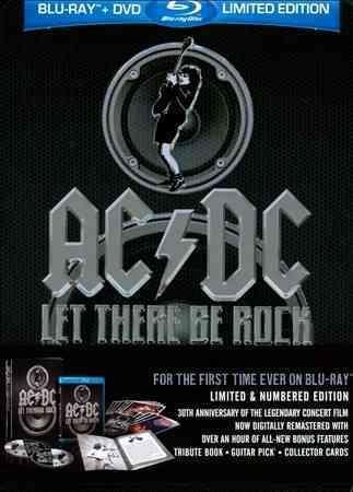 AC/DC: Let There Be Rock (Limited Collector's Edition) (Blu-ray Disc)