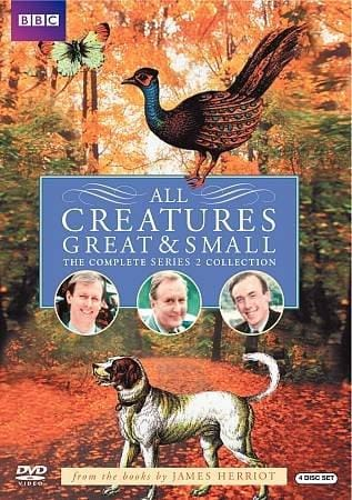 All Creatures Great & Small: The Complete Series 2 Collection (DVD) - Thumbnail 0