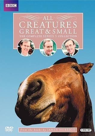 All Creatures Great & Small: The Complete Series 5 Collection (DVD)