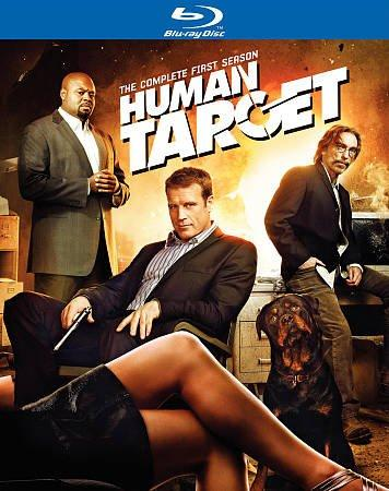 Human Target: The Complete First Season (Blu-ray Disc)