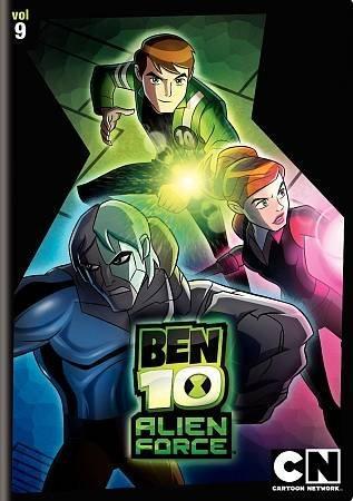 Ben 10 Alien Force: Vol 9 (DVD)