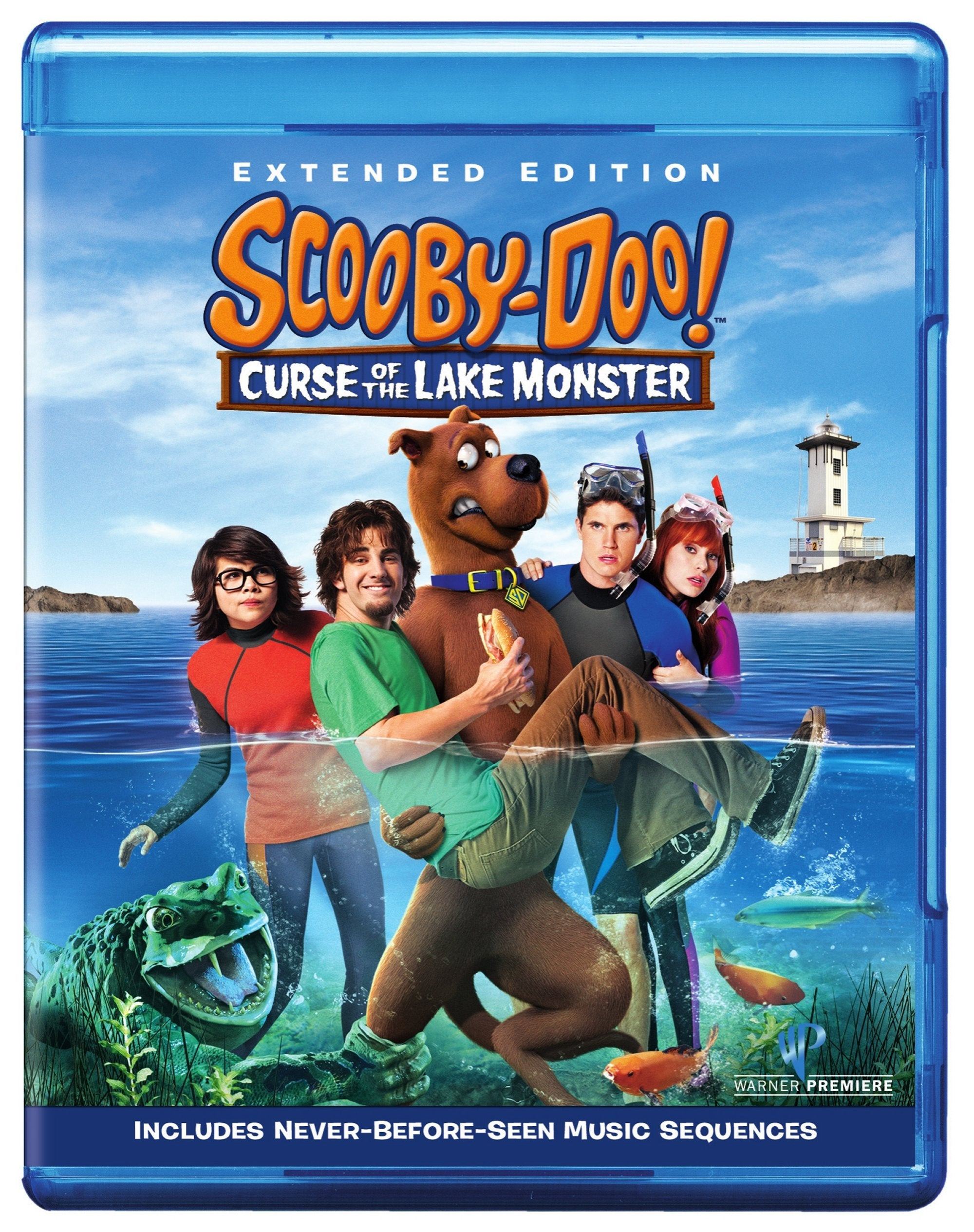 Scooby-Doo! Curse Of The Lake Monster (Blu-ray Disc)