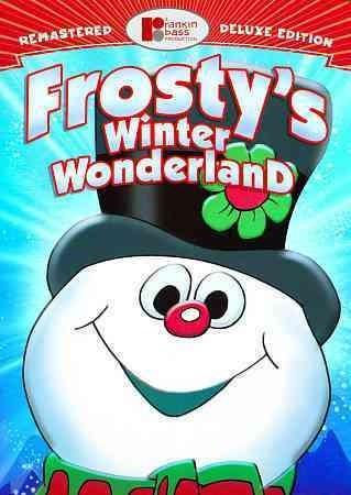 Frosty's Winter Wonderland (DVD)