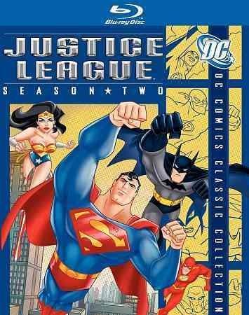Justice League: Season 2 (Blu-ray Disc)