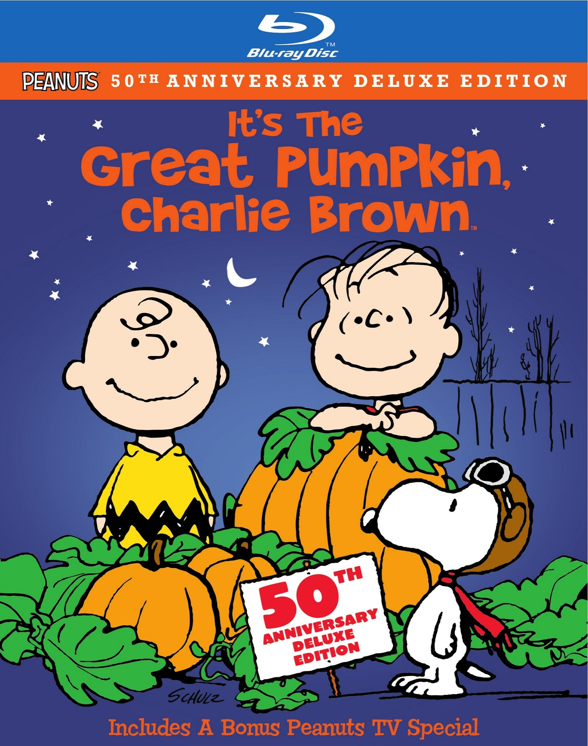 It's the Great Pumpkin, Charlie Brown (Blu-ray/DVD)