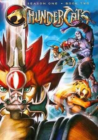 Thundercats: Season 1 Book 2 (DVD)