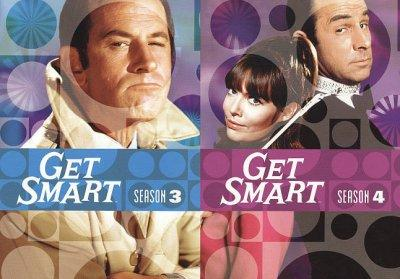 Get Smart: Seasons 3-4 (DVD)