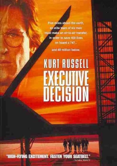 Executive Decision (DVD)