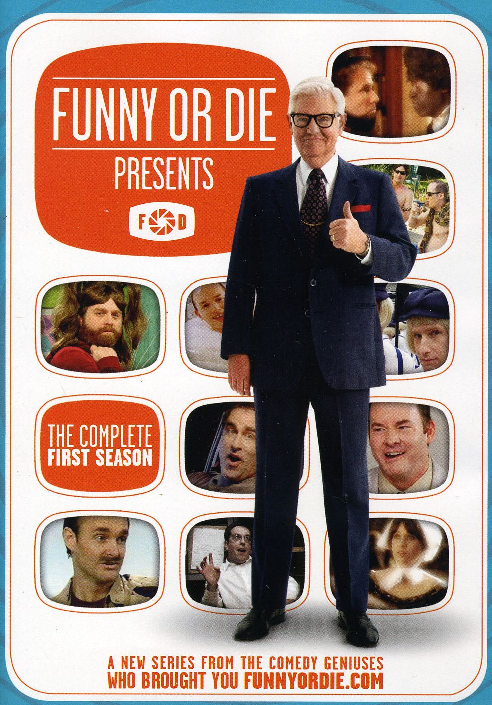 Funny or Die Presents: Season 1 (DVD)